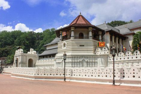 斯里兰卡康提最值得参观的16个景点