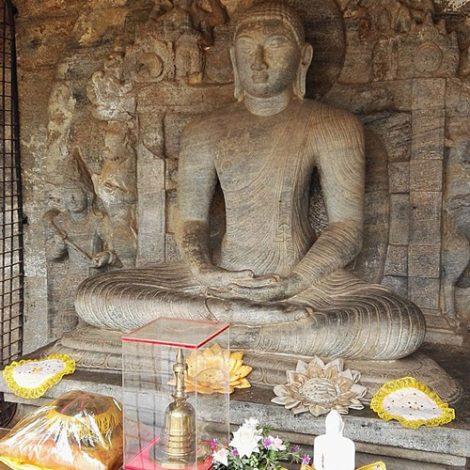 Galvihara Polonnaruwa Sri Lanka
