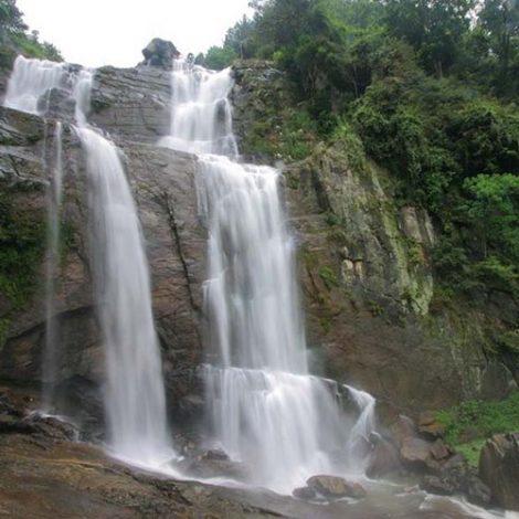 Ramboda Ella Falls Nuwara Eliya