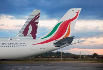 Flights from Colombo to Male on Sri Lankan Airlines